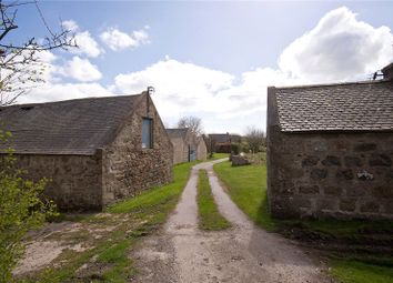 Thumbnail Land for sale in Longdrum Farm Buildings, Whitecairns, Aberdeen