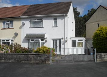 Thumbnail 2 bed semi-detached house for sale in Henneuadd Road, Abercrave, Swansea