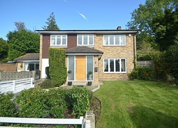 Thumbnail 3 bed detached house for sale in Downs View Close, Pratts Bottom, Orpington