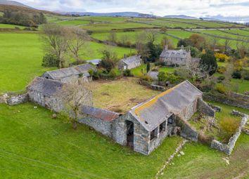 Thumbnail Land for sale in Dyffryn Ardudwy