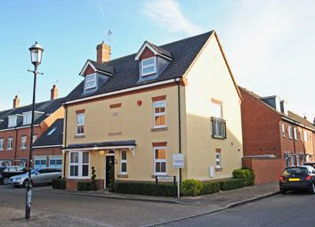Thumbnail 4 bed detached house for sale in Hanover Court, Wallingford