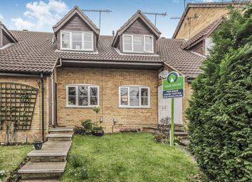 Thumbnail 2 bed terraced house for sale in Wadnall Way, Knebworth
