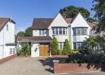 5 bed semi-detached house to rent in Basing Hill, London NW11