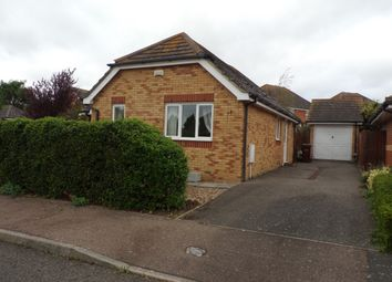 Thumbnail 3 bed bungalow for sale in Gypsy Way, High Halstow, Rochester