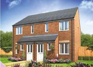 Thumbnail 2 bed semi-detached house for sale in Anstee Road, Shaftesbury