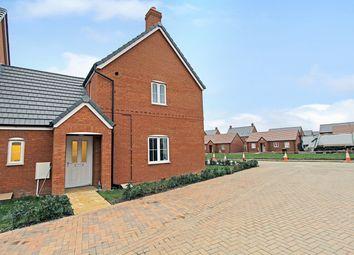 Thumbnail 2 bedroom maisonette for sale in Hare Lane, Cranfield, Bedford
