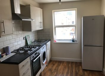 Thumbnail 1 bed flat to rent in King Street, Southall