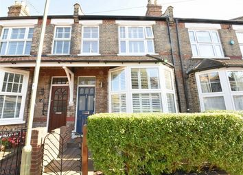 Thumbnail 3 bed terraced house for sale in Leopold Road, East Finchley
