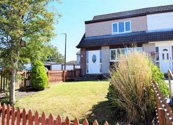 Thumbnail 2 bed end terrace house to rent in Wood Avenue, Annan
