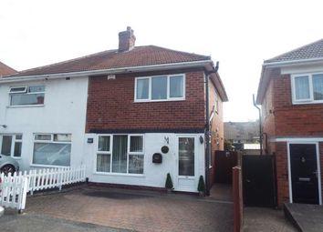 Thumbnail 3 bed semi-detached house for sale in Mottram Road, Beeston, Nottingham, Nottinghamshire