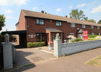 Thumbnail 3 bed end terrace house for sale in Mill Crescent, Acle, Norwich