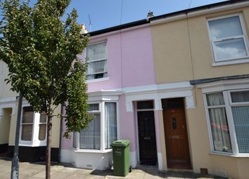Thumbnail 3 bed terraced house to rent in Harold Road, Southsea