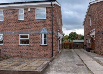 Thumbnail 2 bed semi-detached house for sale in Waterman Court, York