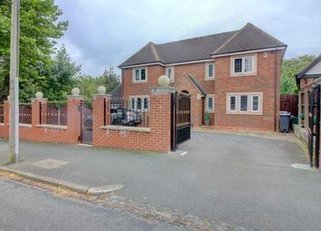 Thumbnail 3 bed detached house for sale in Greenhill Road, Sutton Coldfield