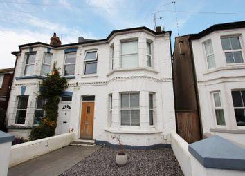Thumbnail 2 bed flat to rent in Eldon Road, Worthing