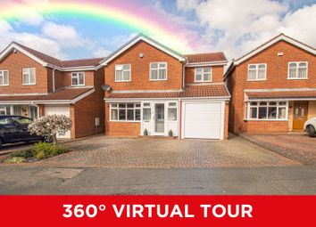 4 bed detached house for sale in Blake Hall Close, Brierley Hill DY5
