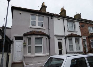 Thumbnail 3 bedroom end terrace house for sale in Clarence Road, St Leonards-On-Sea, East Sussex