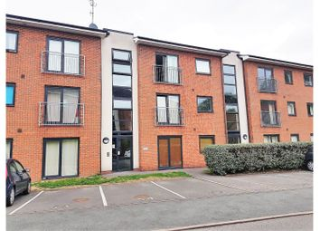 Thumbnail 2 bed flat for sale in Penstock Drive, Stoke-On-Trent