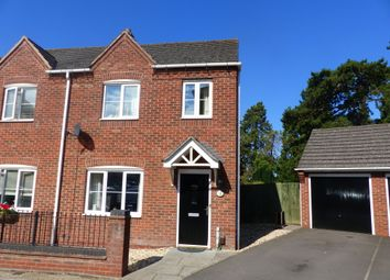 Thumbnail 3 bed semi-detached house to rent in Pooler Close, Wellington, Telford