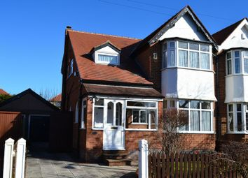 Thumbnail 3 bed semi-detached house for sale in Brenda Crescent, Crosby