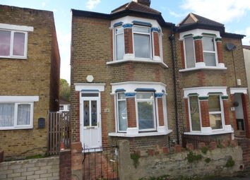 Thumbnail 3 bed semi-detached house for sale in Church Road, Erith, Kent