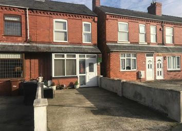 Thumbnail Town house for sale in Hawarden Road, Hope, Wrexham