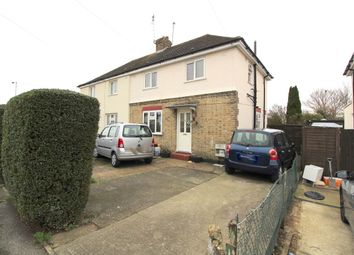 Thumbnail 3 bedroom semi-detached house to rent in Willow Avenue, West Drayton