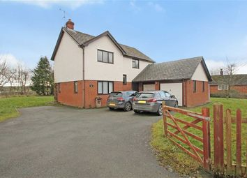 Thumbnail 4 bedroom detached house for sale in Llansantffraid