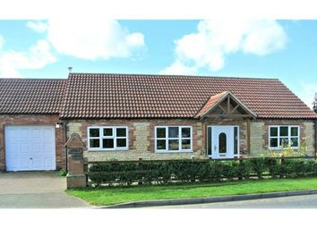 Thumbnail 2 bed detached bungalow for sale in Swinstead Road, Corby Glen