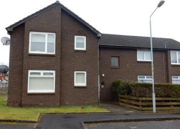Thumbnail 1 bed flat for sale in Nairn Quadrant, Wishaw