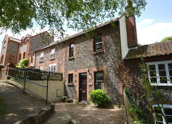 Thumbnail 2 bed cottage to rent in Letheringsett Hill, Holt, Norfolk