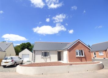 Thumbnail 3 bed detached bungalow for sale in Plot 6, Bowett Close, Hundleton, Pembroke