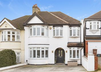 Thumbnail 3 bed semi-detached house for sale in Blendon Drive, Bexley