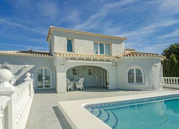 Thumbnail 2 bed villa for sale in Moraira, Alicante, 03724, Spain, Calpe, Alicante, Valencia, Spain