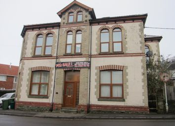 Thumbnail 1 bed flat to rent in Graig Towers, Llantrisant Road, Graig
