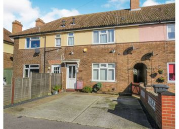 2 bed terraced house for sale in Robeck Road, Ipswich IP3