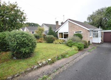 Thumbnail 2 bed detached bungalow for sale in Yokecliffe Crescent, Wirksworth, Matlock