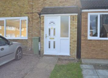 Thumbnail 3 bedroom terraced house to rent in Westminster Drive, Bletchley