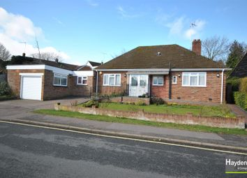 Thumbnail 3 bed bungalow for sale in Homewood Avenue, Cuffley, Potters Bar