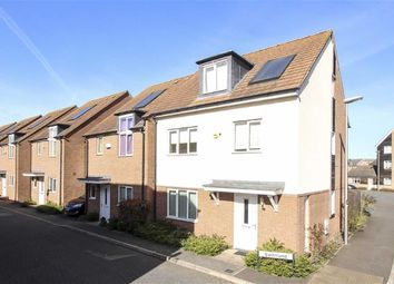 Thumbnail 4 bedroom town house to rent in Swithland, Broughton, Milton Keynes, Bucks