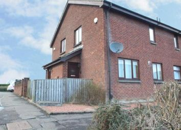 Thumbnail 1 bedroom end terrace house for sale in Ashfield, Bishopbriggs, Glasgow, East Dunbartonshire