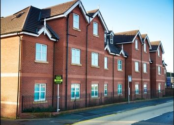 Thumbnail 1 bed flat to rent in High Street, Saltney, Chester