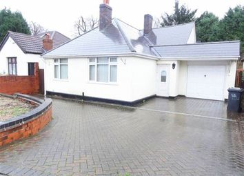Thumbnail 3 bed bungalow to rent in Clark Road, Wolverhampton