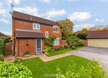 Thumbnail 4 bed detached house for sale in Rowan Close, St Albans, Hertfordshire