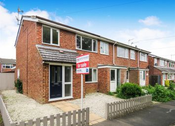 Thumbnail 3 bed end terrace house for sale in Headlands, Fenstanton, Huntingdon