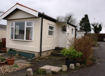 Thumbnail 1 bed mobile/park home for sale in Agden Brow Park, Agden Brow, Lymm