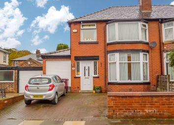 Thumbnail 3 bed semi-detached house for sale in Woodland Avenue, Farnworth, Bolton