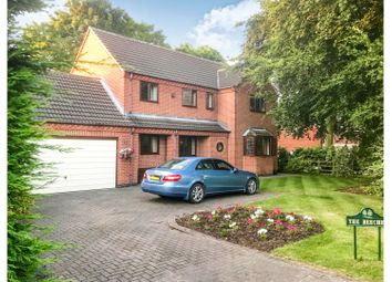 Thumbnail 4 bed detached house for sale in All Hallows Close, Retford