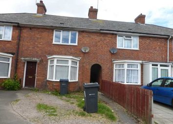 Thumbnail 3 bed terraced house to rent in Lyall Grove, Acocks Green, Birmingham.