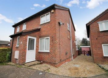 Thumbnail 2 bedroom semi-detached house for sale in All Saints Road, Poringland, Norwich